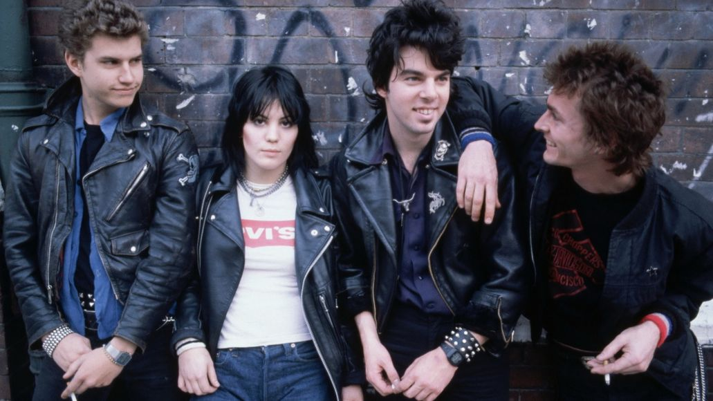 joan jett1 10 Artists Best Known for Cover Songs