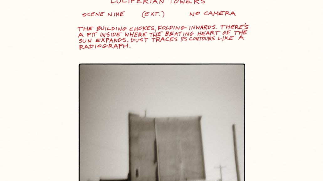luciferian towersc2a0artwork Godspeed You! Black Emperor to release new album, Luciferian Towers