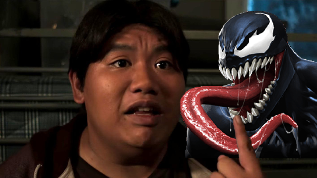 ned venom A Geeks Guide to All the Easter Eggs in Spider Man: Homecoming