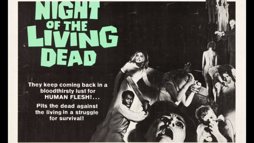 """night of the living dead """"No Input, No Output"""": Jim Jarmusch on Strummer's Law, Favorite Horror Directors, and Twin Peaks"""