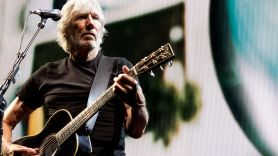 Roger Waters, photo by Gretchen Bachrodt