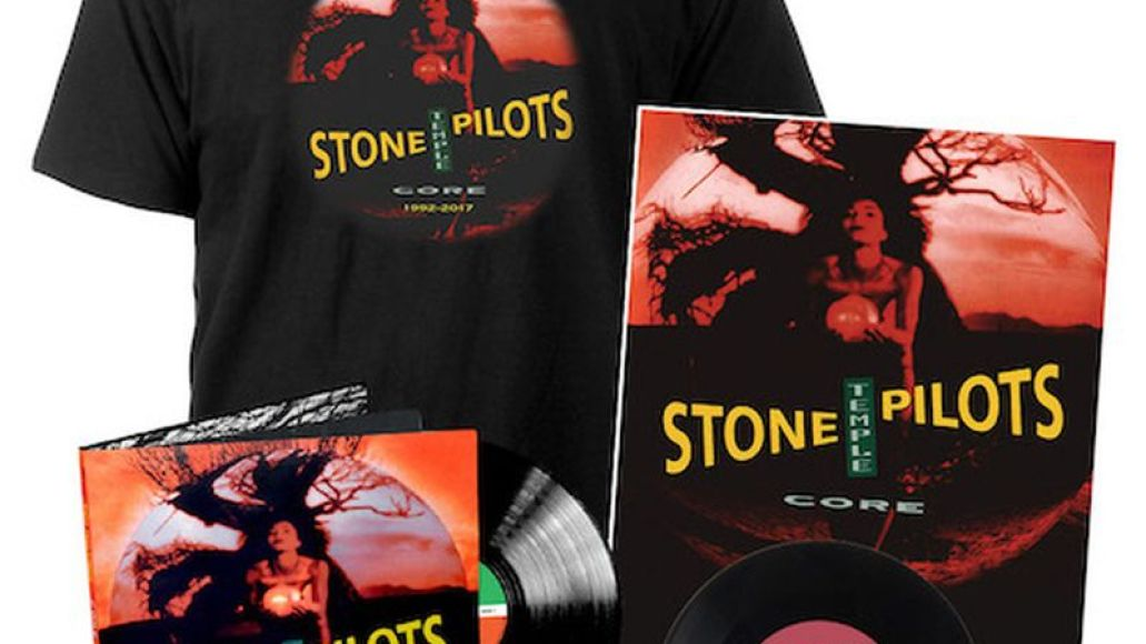 stone temple pilots core 25th anniversary exclusive bundle Stone Temple Pilots announce massive Core reissue for 25th anniversary