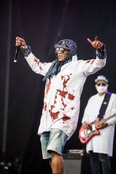 Dr. Octagon // Photo by Philip Cosores