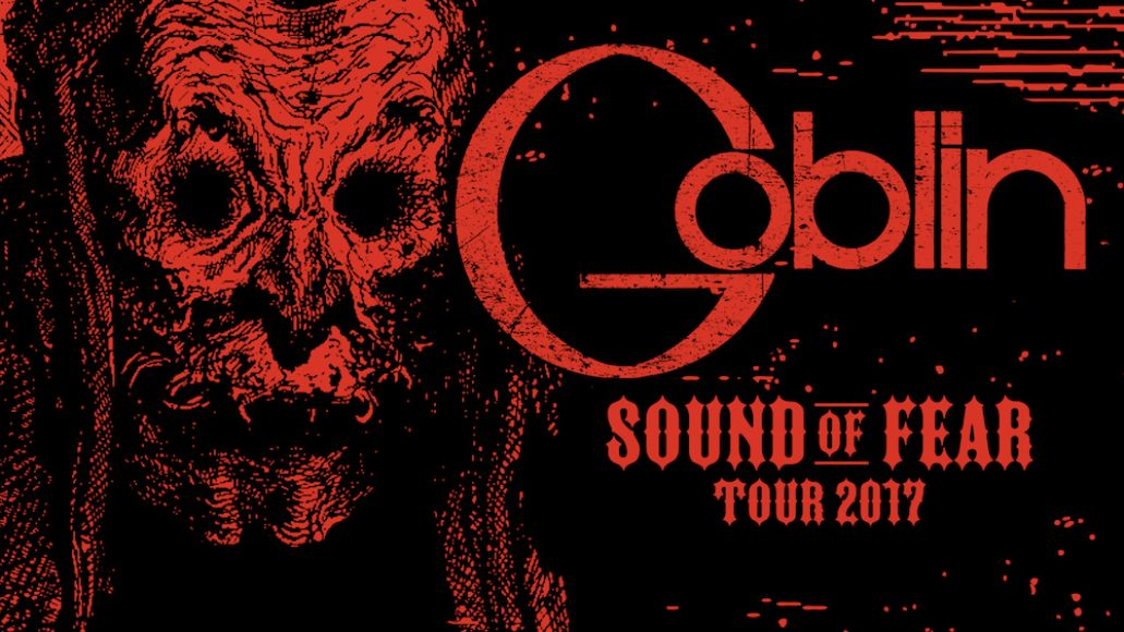 goblin 1920x1080 fb event Goblin announce The Sound of Fear North American tour