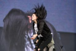 K.Flay // Photo by Philip Cosores