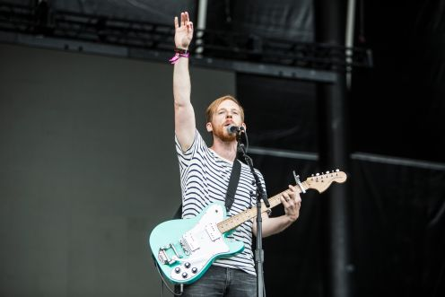 Kevin Devine // Photo by Philip Cosores