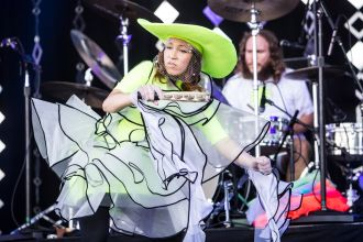 Little Dragon // Photo by Philip Cosores