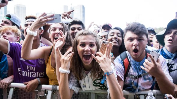 Lollapalooza 2017, by Photo by Philip Cosores