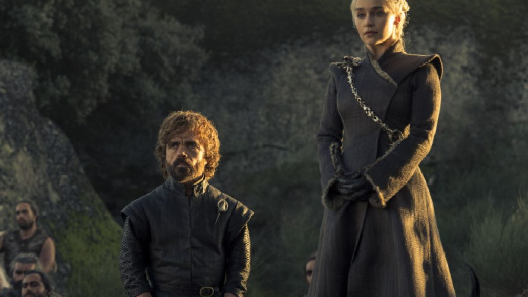 """macall b polay hbo photo 1 1 Recapping Game of Thrones: """"Eastwatch"""" Offers Uneasy Alliances and the Longview"""