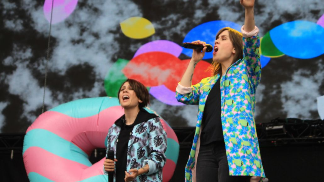 Tegan and Sara // Photo by Heather Kaplan