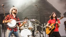 The Avett Brothers, photo by Philip Cosores 2019 tour dates