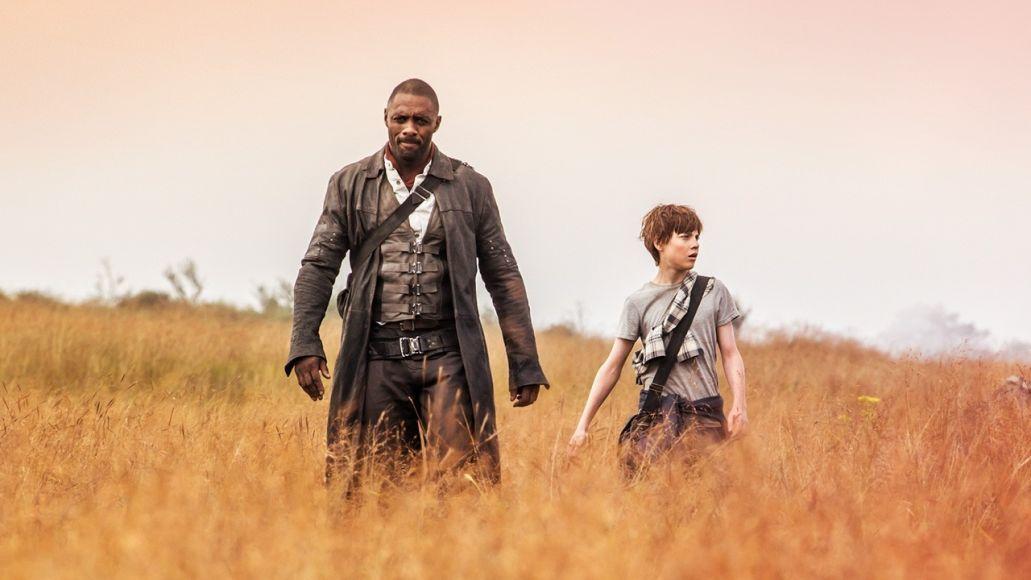 The Dark Tower, Sony, Idris Elba, Tom Taylor