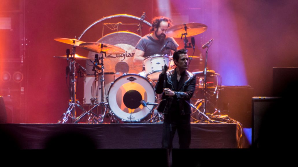 the killers 4 Lollapalooza Review: Really, Though, Who Are The Killers?