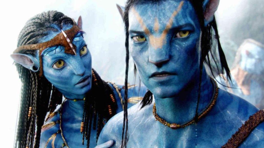 avatar sequel announcement James Cameron: Man or Machine?