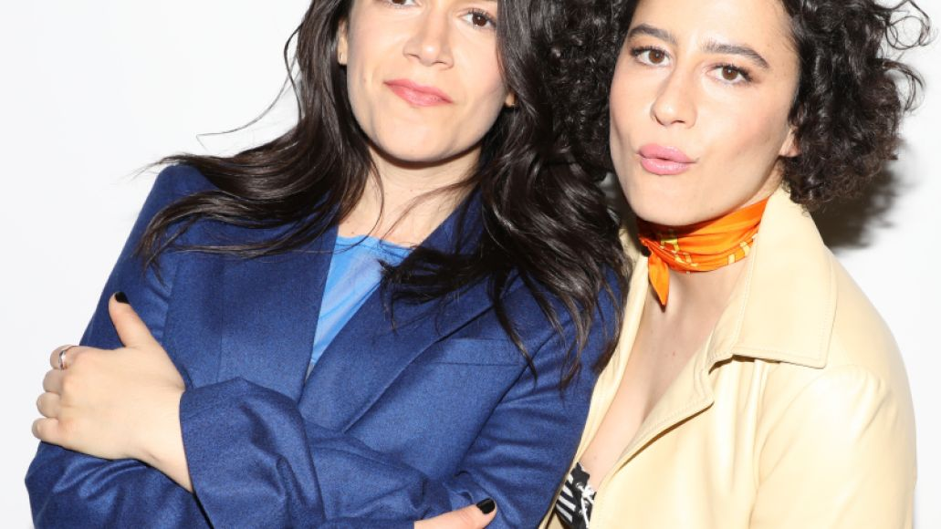 broadcityphotorelease Broad City Navigates a Precarious Political Reality in Season Four
