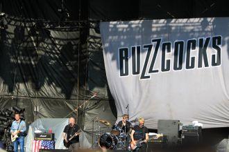 Buzzcocks // Photo by Heather Kaplan