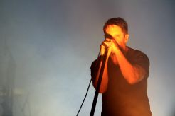 Nine Inch Nails // Photo by Heather Kaplan