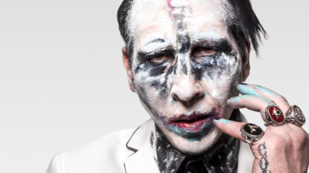 marilyn manson 1 A Brief History of Marilyn Manson Being Strange