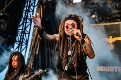 Ministry // Photo by Lior Phillips