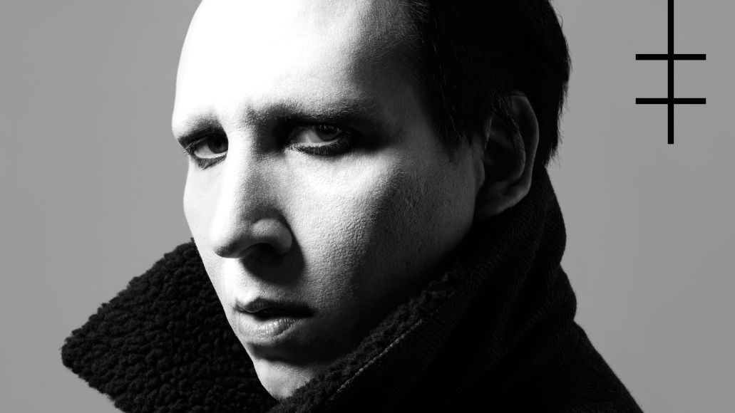 mm cover 10x10 300dpi Marilyn Manson announces new album, Heaven Upside Down, shares WE KNOW WHERE YOU FUCKING LIVE: Stream
