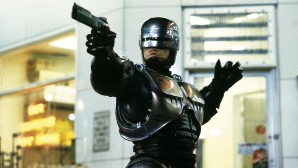robocop 1987 The 80 Greatest Movies of the 80s