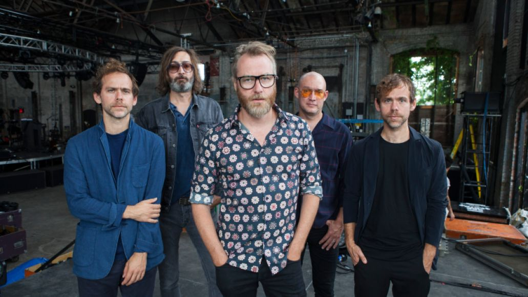 the national by graham macindoe 3 The National Are the Hardest Working Band in the World