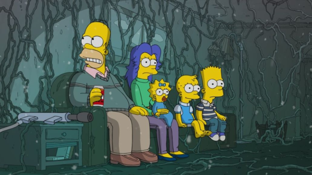 The Simpsons, Treehouse of Horror XXX (Fox)