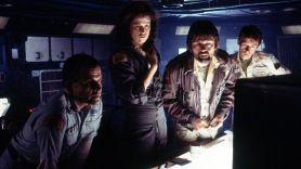 Alien, Cast Photo, 1979, Ridley Scott