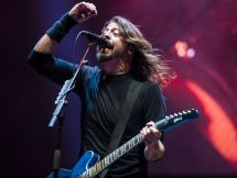 Foo Fighters Top Rock Albums Decade 2010s
