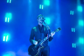 Interpol // Photo by Philip Cosores