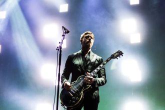Interpol // Photo by Philip Cosores