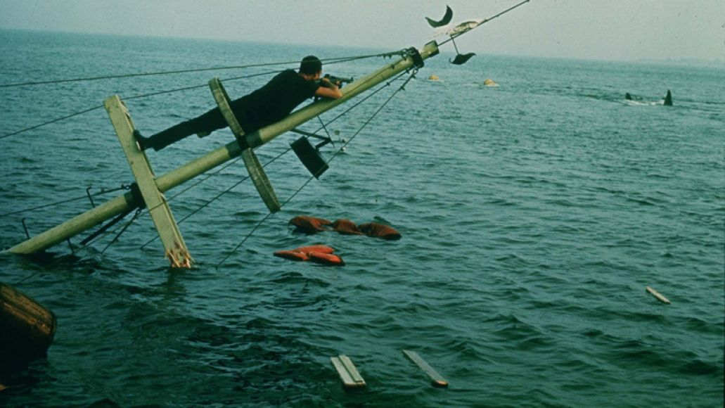 jaws 1975 The 100 Scariest Movies of All Time