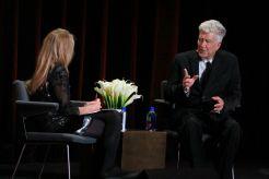 Kristine McKenna and David Lynch // Photo by Heather Kaplan