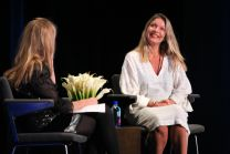 Kristine McKenna and Sheryl Lee // Photo by Heather Kaplan