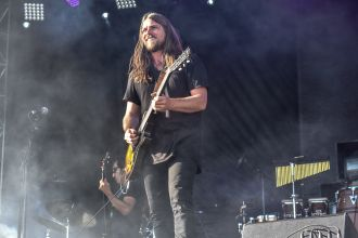 Lukas Nelson and the Promise of the Real // Photo by Amy Price
