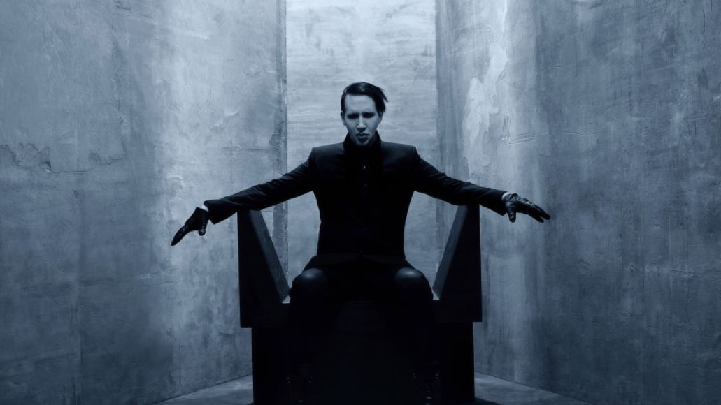 mansontour Fire Away: A Conversation with Marilyn Manson