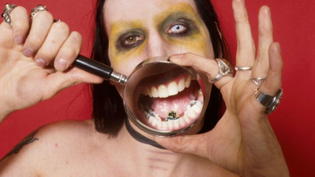 A Brief History of Marilyn Manson Being Strange