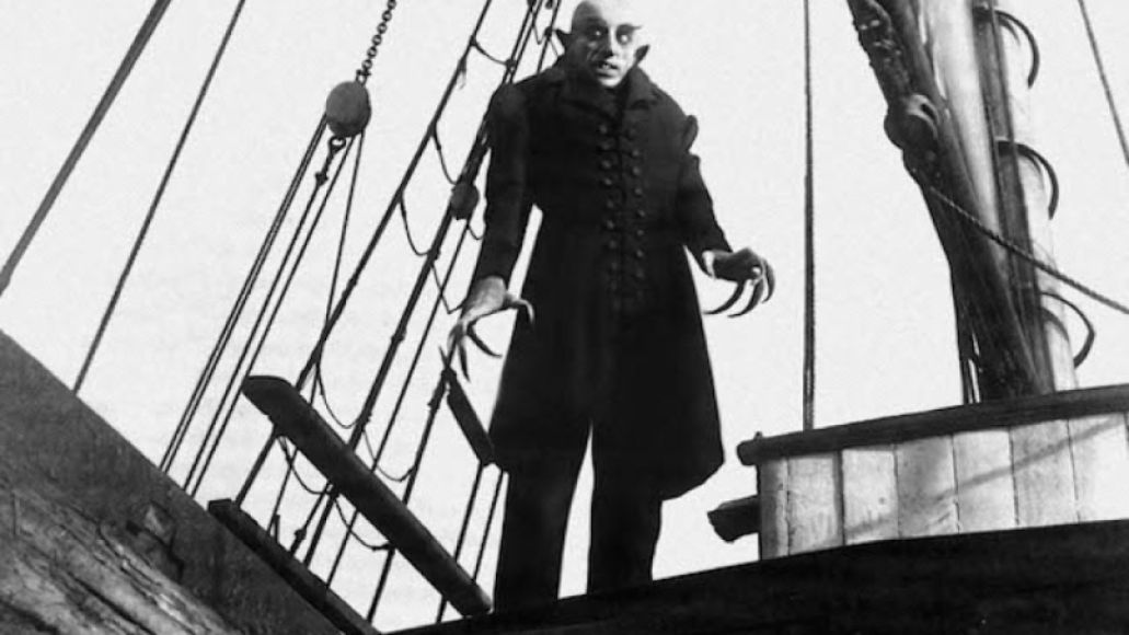 nosferatu 1922 The 100 Scariest Movies of All Time