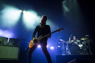 Royal Blood // Photo by Philip Cosores