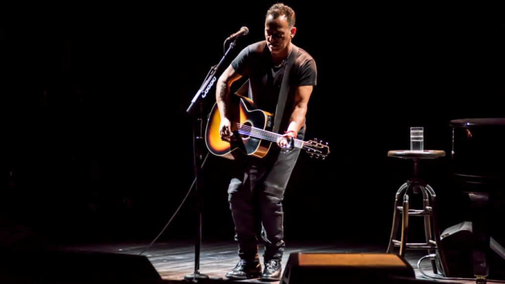 springsteen on broadway production photo 2017 bruce springsteen03 hr Live Review: Bruce Springsteen on Broadway