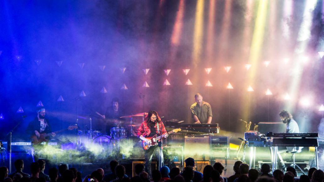 the war on drugs 7 Live Review: The War on Drugs at the Greek Theatre in Los Angeles (10/5)