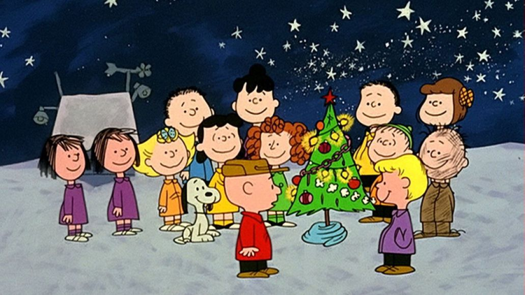 a charlie brown christmas 1965 e1511986942871 The 25 Greatest Christmas Movies of All Time