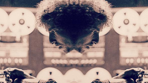 Bob Dylan, original photo by Ken Regan