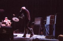 Han Bennink & Keiji Haino // Photo by Lior Phillips