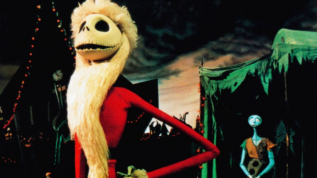 nightmare before xmas The 25 Greatest Christmas Movies of All Time