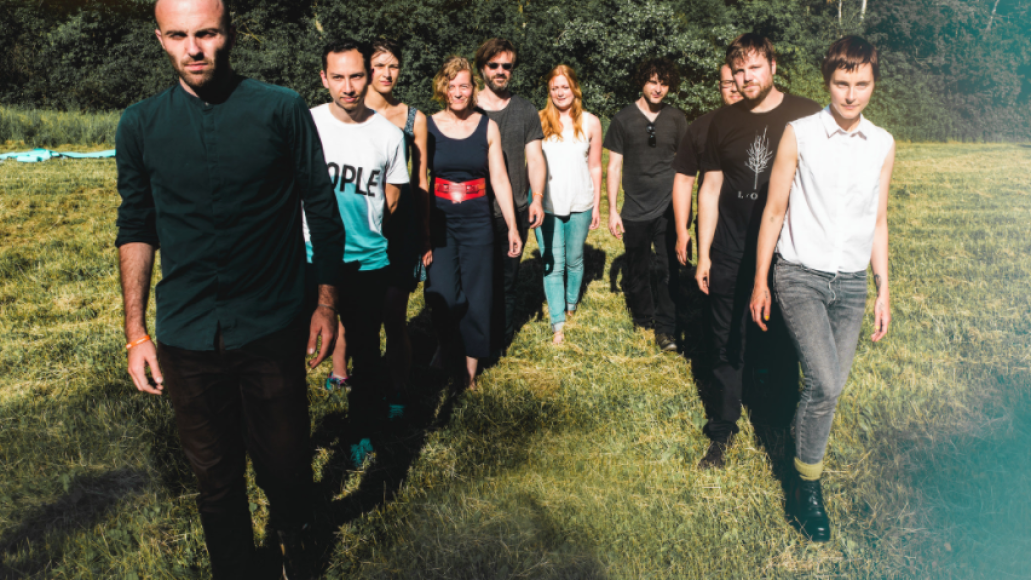 policcca7a and s t a r g a z e Poliça and  s t a r g a z e break down their collaborative album, Music for the Long Emergency, Track by Track: Stream