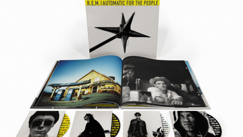 rem automatic for the people reissue R.E.M. reissue Automatic for the People for its 25th anniversary: Stream/Download