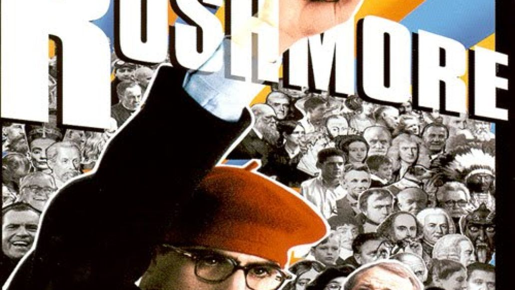 rushmore The 100 Greatest Movie Soundtracks of All Time