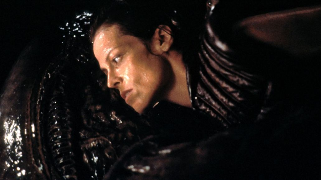 sigourney alien 4 Alien: Resurrection Set a New Low for Lazy Sequels