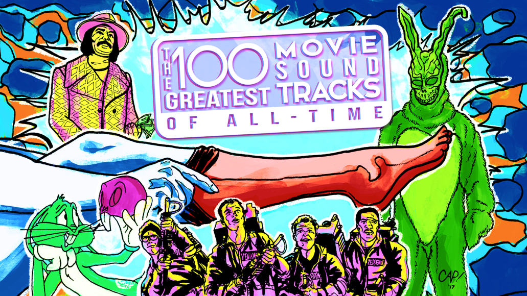 top 100 greatest soundtracks of all time
